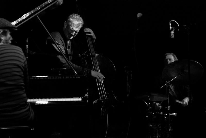 Carsten Dahl Trio (Carsten Dahl, Lennart Ginman & Frands Rifbjerg)