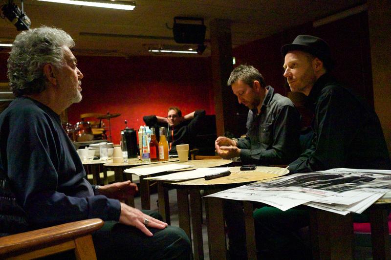 Steve Gadd, Dan Hemmer & Michael Blicher