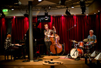 Alex Riel Trio: feat Isaiah J Thompson & Felix Moseholm