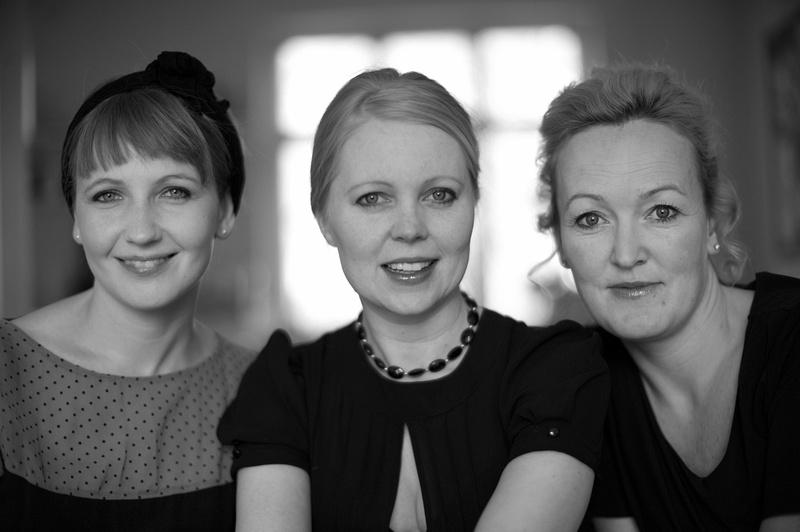 Martine Madsen, Sara Grabow & Eva Skipper