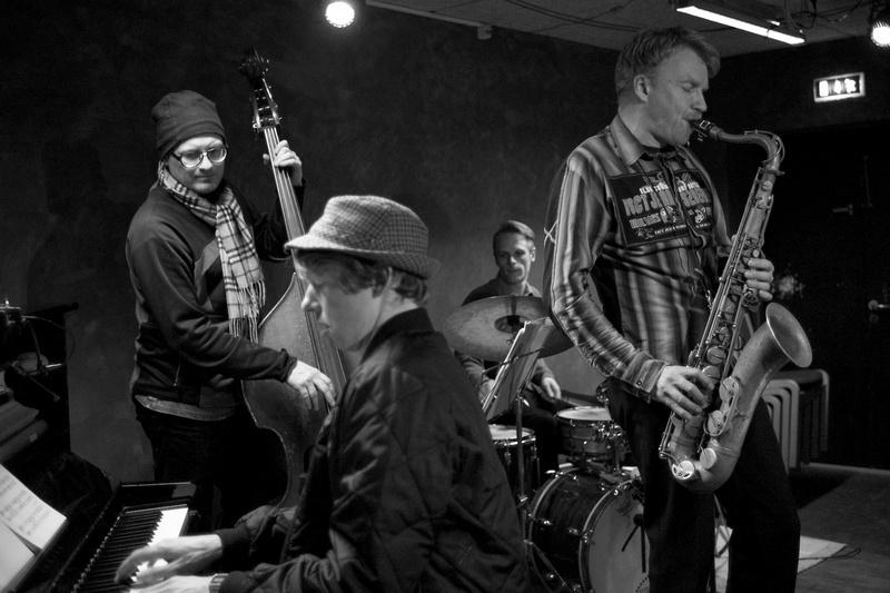 Jeppe Gram Quartet